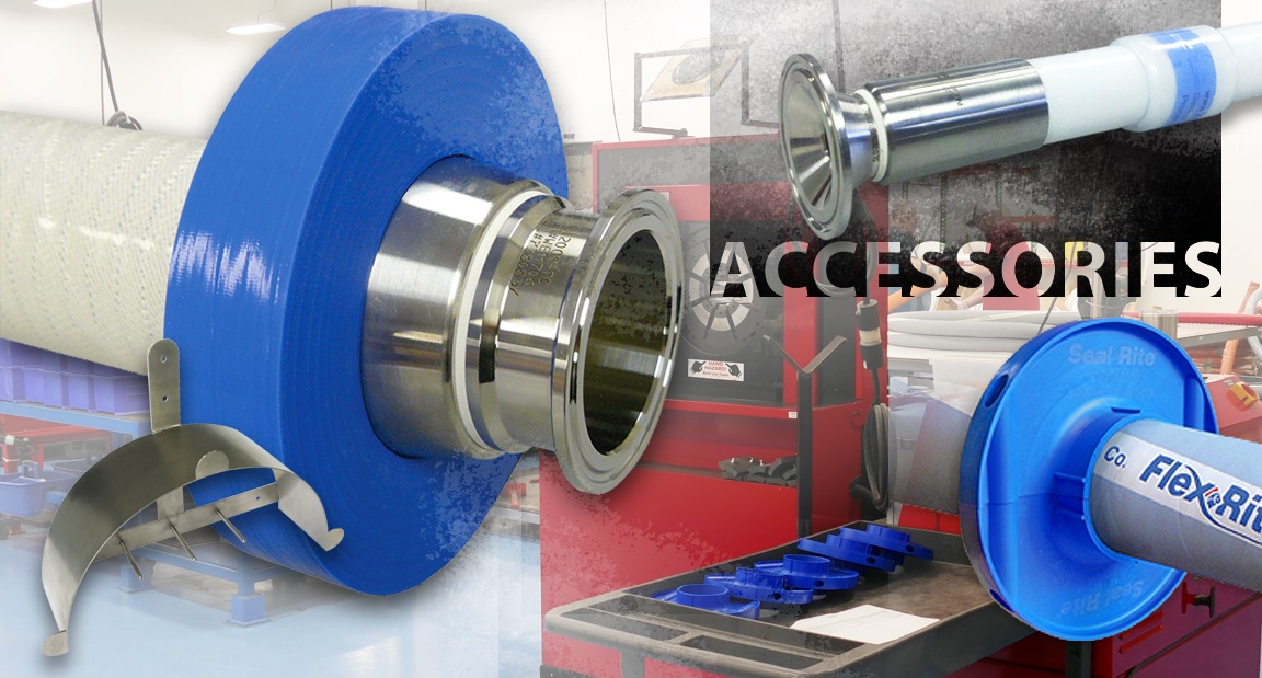 Sanitary Hose and Fittings Accessories | Ace Sanitary