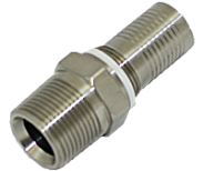 Ace Sanitary Male Pipe Thread - NPT