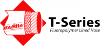 Ace Sanitary T-Series Fluoropolymer Lined Hose