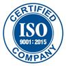 ISO 9001: 2015 Registered